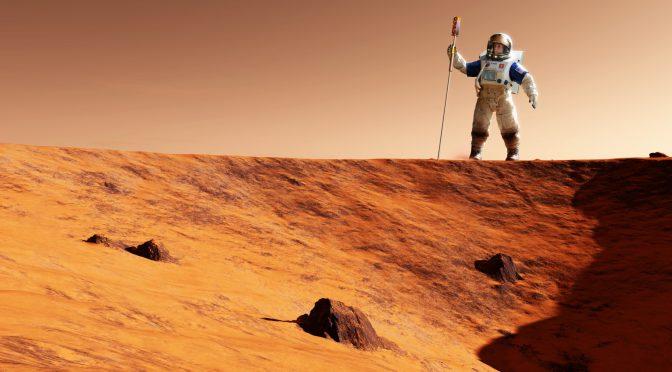 Bir daha asla dönmemek üzere Mars'a gitmek istiyor