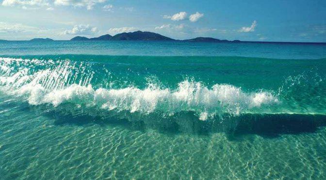 Büyük Okyanusun Yüceliği