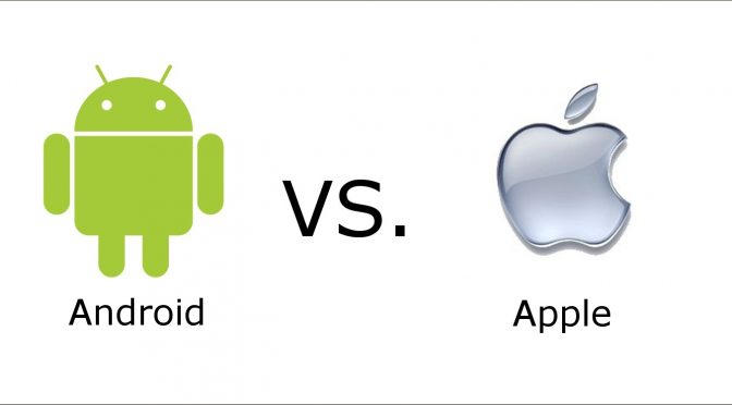 Android mi, IOS mu ?